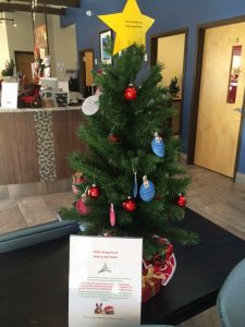 PCAC Giving Tree