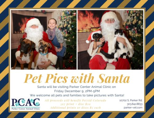 Pet Pics with Santa – Dec. 9, 2016