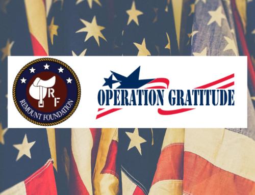 Operation Gratitude & The Remount Foundation