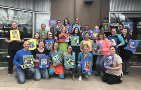 PCAC Painting Party